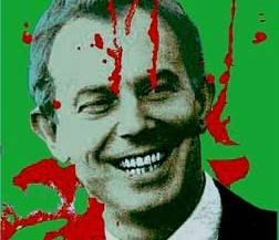 Tony Blair War Criminal