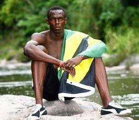 Usain Bolt - Jamaica