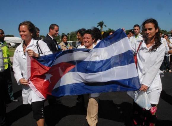 Afirman que brigada médica cubana merece Premio Nobel de la Paz
