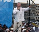 Victor Manuel, Concierto Paz sin Fronteras