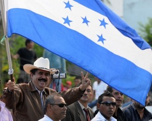 Hondureños marcharán contra salida del ALBA