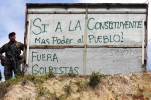 Honduras duele