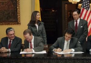 ¿Qué dice exactamente el acuerdo de las Bases Militares de EEUU en Colombia?