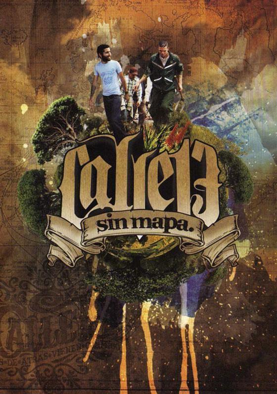 Calle 13 - Sin Mapa (Presentación)