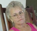 Carmen Nordelo, madre de Gerardo Hernández Cinco Héroes