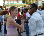 Competencia Provincial de Ruedas de Casino en Camagüey
