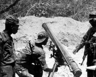 Cubanos internacionalistas en Angola