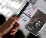 Multimedia Ernesto Che Guevara, presentada en la V Feria Internacional del Libro FILVEN 2009, el 22 de noviembre de 2009, en Caracas, Venezuela. AIN FOTO/Yander ZAMORA