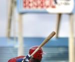 Enrique Díaz, en el pelotero capitalino con más hits en todos los tiempos (2133). Foto: Ricardo López Hevia
