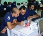 Equipo ganador en la Sede Cuba del Concurso Internacional Universitario de Programación