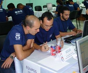 Entrena equipo cubano rumbo a Final Mundial de programación