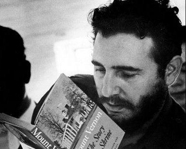 Fidel Castro, 1959.
