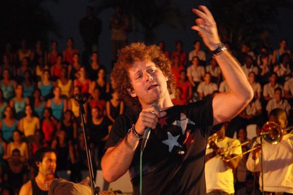 Gala Cultural Escuela contra Huracánes en Pinar del Río