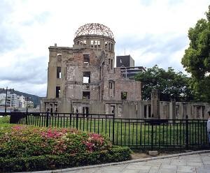 Hiroshima monumento a las víctimas