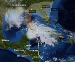 Expertos dan por terminada temporada de huracanes del Atlántico