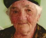 Isabelita Rosado cumple 102 años.