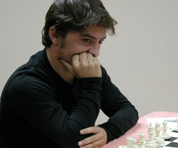 Bruzón ha tenido un torneo nefasto. Foto: Juan Moreno