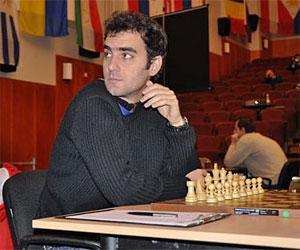 Leinier Domínguez irá al desempate contra el italiano Fabiano Caruana. Foto: Chessbase
