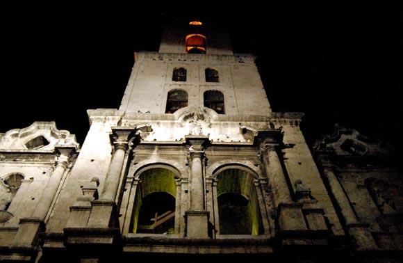 Liborio detalles Habana Cuba - Basílica San Francisco de Asís