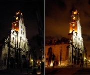 detalles Habana Cuba - Basílica San Francisco de Asís/Foto Liborio Noval