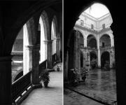 Liborio detalles Habana Cuba - Basílica San Francisco de Asís interior