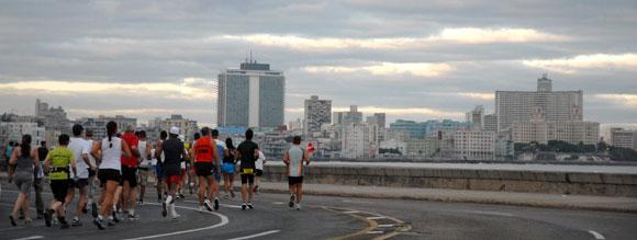 Maratón Internacional de La Habana, Cuba