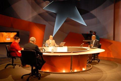 MESA REDONDA TELEVISION CUBANA