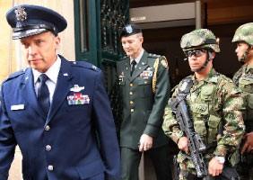 El acuerdo permite a militares de Estados Unidos operar por 10 años desde Larandia (Caquetá), Palanquero y Tolemaida (Cundinamarca), Malambo (Atlántico), Apiay (Meta), así como las bases navales de Cartagena y Málaga.
