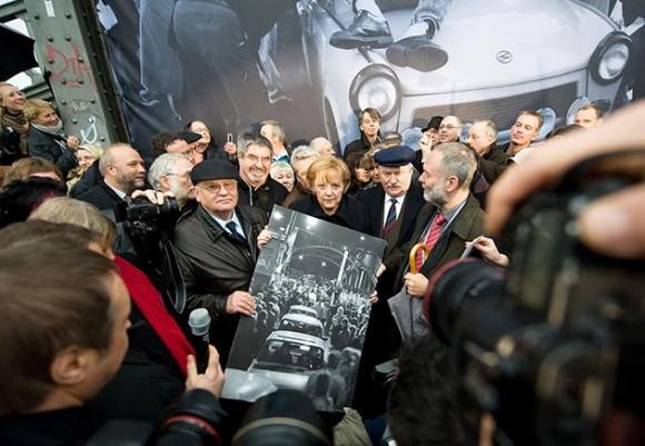 Del Muro de Berlín a las andanzas de la SIP