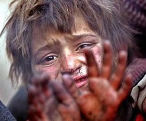 Más de mil millones de personas padecen hambre.