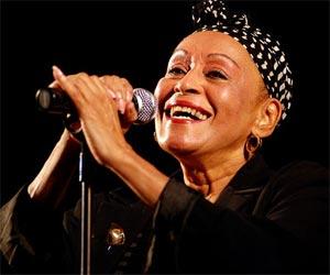 Omara Portuondo (Foto Archivo)