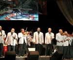 La Orquesta Aragón Foto: Calixto N. Llanes.