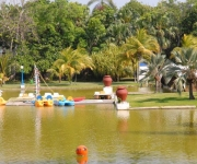 Parque Josone, ubicado en la península de Varadero, de la provincia de Matanzas, Cuba, el 5 de noviembre de 2009 AIN FOTO/Marisol RUIZ SOTO