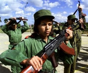 Comienza hoy el Bastión, el más completo ejercicio militar cubano