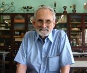 Visita Premio Nobel de Química escuela vocacional Lenin