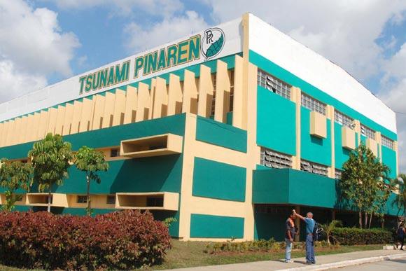 Sala Polivalente 19 de Noviembre de la ciudad de Pinar del Río. 02 de noviembre de 2009. AIN FOTOS/Abel PADRON PADILLA