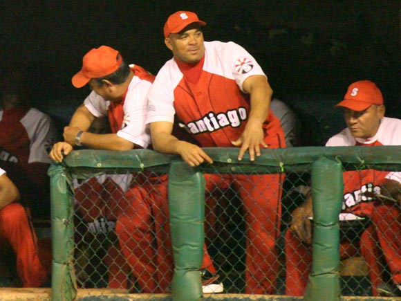 Antonio Pacheco ha sido ganador, pero muchos aficionados lo culpan por el fracaso del equipo cubano en los Juegos Olímpicos de Beijing 2008 y desde entonces ha perdido popularidad. Foto: Alex Castro