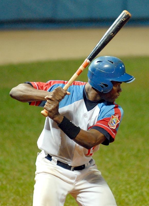 El avileño Yoelvis Fiss toca a las puertas del equipo Cuba. Foto: Calixto N. Llanes