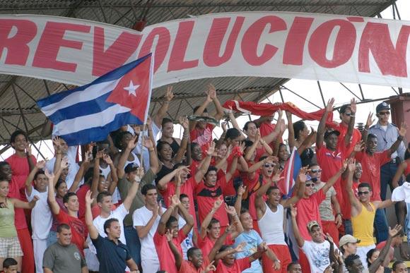 Serie Nacional de Béisbol Habana Villa Clara (Foto: Raúl López Hevia)