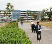 Universidad Hermanos Saíz, situada en la ciudad de Pinar del Río. 02 de noviembre de 2009. AIN FOTOS/Abel PADRON PADILLA