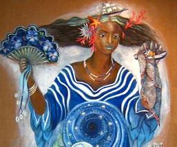 Yemaya, de Maria Giulia Alemanno
