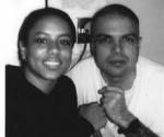 Yosvanis Valle y su viuda, Victoria Tabárez. Cubano ejecutado en Texas