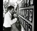 Familiares de las víctimas del sabotaje terrorista organizado por Luis Posada Carriles, el 6 de octubre de 1976.