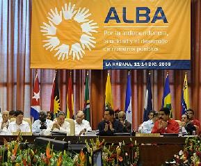 Próxima Cumbre del ALBA será en Venezuela