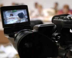 Cobertura de la prensa acreditada al IV período ordinario de sesiones de la Asamblea Nacional de Poder Popular, en su Séptima Legislatura, en el Palacio de Convenciones, en La Habana, Cuba, el 17 de diciembre de 2009. AIN FOTO/Omara GARCIA MEDEROS