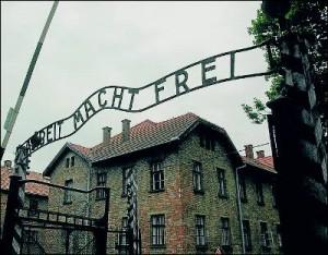 Cartel de Auschwitz