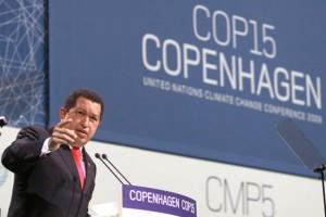 Discurso en Copenhague: No cambien el clima, cambien el sistema