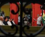 Cuba, inauguración de la Casa del ALBA (12 de diciembre de 2009)