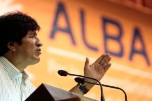 Evo Morales ejemplo para Latinoamérica