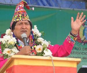 Alan García recibe órdenes de EE.UU., afirma Bolivia